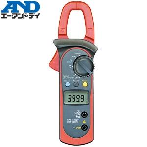エー・アンド・ディ(A&D) AD-5586 クランプ&リークテスタ(DMM機能付)(3999カウント)