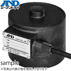 エー・アンド・ディ(A&D) C2X1-100 密閉構造型ロードセル 圧縮タイプ 定格容量(質量):1MN(102.0t)