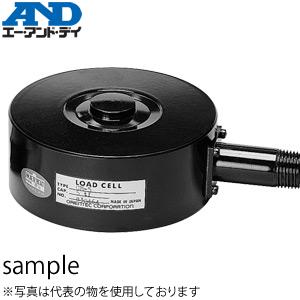エー・アンド・ディ(A&D) CMX-50L 密閉構造型小型ロードセル 圧縮タイプ 定格容量(質量):500N(50.99kg)