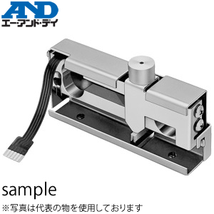 エー・アンド・ディ(A&D) LC-4001-G120 シングルポイント型ロードセル 引張・圧縮両用 定格容量(質量):1.2N(122.4g)