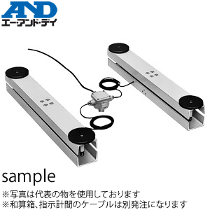 エー・アンド・ディ(A&D) LC-4212-K300 バー型ロードセル 圧縮タイプ 定格容量(質量):3kN(305.9kg)