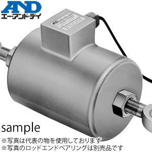 エー・アンド・ディ(A&D) LC1216-K100 密閉構造型ロードセル 引張・圧縮両用 定格容量(質量):1kN(102.0kg)