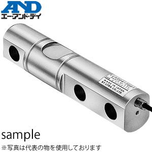 エー・アンド・ディ(A&D) LC5206-K500 ビーム型ロードセル 引張・圧縮両用 定格容量(質量):5kN(509.9kg)