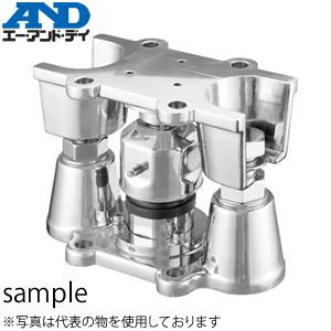 エー・アンド・ディ(A&D) LCC12-T010 オールステンレス圧縮型ホッパ・タンク用ウェイモジュール 圧縮タイプ 定格容量(質量):100kN(10.20t)