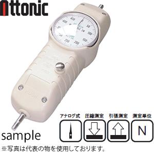 アトニック AP-5N 標準型プッシュプルテスター 最大測定値:5N