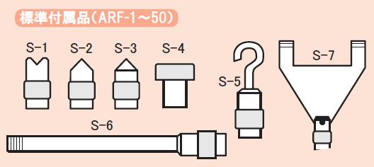 アトニックARF-2標準型デジタルフォースゲージ計測表示範囲:0~20.00N/0~2000gf/0~4.400lbf