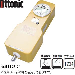 アトニック ARF-500 大型デジタルフォースゲージ 計測表示範囲:0~5.000KN/0~500.0kgf/0~1100lbf