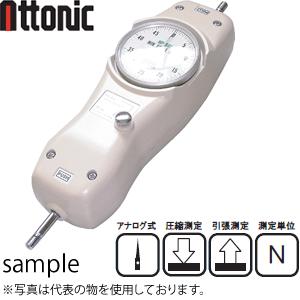 アトニック MPS-3N 精密型プッシュプルテスター 最大測定値:3N
