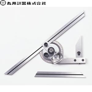 丸井計器 BP-301 ベベルプロトラクター 一般型精密角度計