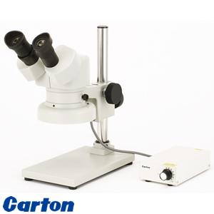カートン光学(Carton) M3591 実体顕微鏡 双眼タイプ NSW-2SBF