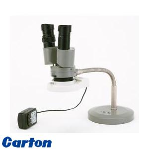 カートン光学(Carton) M9195 中型・小型実体顕微鏡 双眼タイプ FSC-