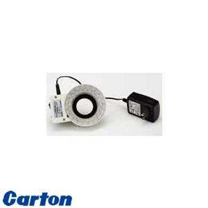 カートン光学(Carton) XR9015 LED照明装置 (M49アダプター付)