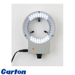 カートン光学(Carton) XR9458 4分割リングライトLED照明