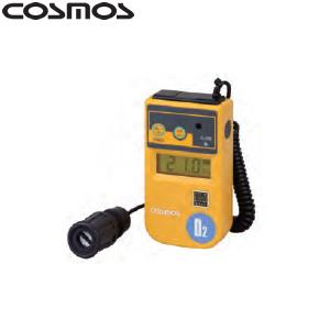 新コスモス XO-326IISB デジタル酸素濃度計 コード長1m(カールコード式)