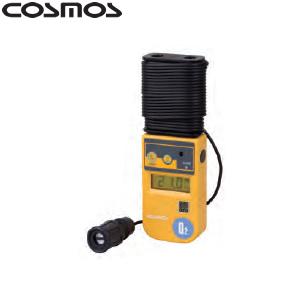 【通販激安】 デジタル酸素濃度計 コード長10m(本体巻取式):セミプロDIY店ファースト XO-326IISC 新コスモス-DIY・工具