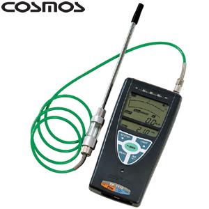 新コスモス XP-3118 可燃性ガス・酸素ガス検知器