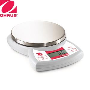 予約販売品 OHAUS 電子天びん オーハウス ポータブル天びん CS5000JP 低価格 000g 最少表示1g ポータブル電子天秤 ひょう量5 CS