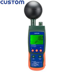 カスタム(CUSTOM) HI-2000SD データロガー熱中症計