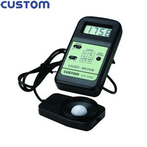 カスタム(CUSTOM) LX-1000 デジタル照度計