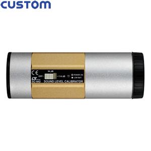 カスタム(CUSTOM) SC-942 騒音計用校正器