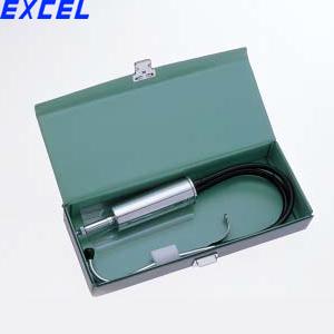 エクセル M-2 サウンドスコープ(聴音機) 両耳式レシーバー 10段伸縮式(有効長:160~1140mm)