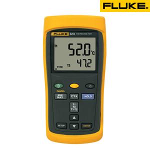 フルーク(FLUKE) FLUKE 52II 50Hz 熱電対温度計
