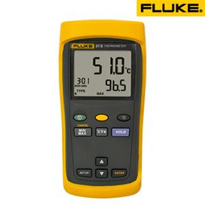 フルーク(FLUKE) FLUKE 51II 50Hz 熱電対温度計