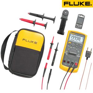 フルーク 激安挑戦中 売れ筋 FLUKE 87 SI KIT 工業技術者用コンボキット 工業用マルチメーター E2