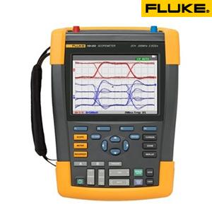 フルーク(FLUKE) FLUKE 190 502/S スコープメーター(2ch携帯型オシロスコープ) SCC290付