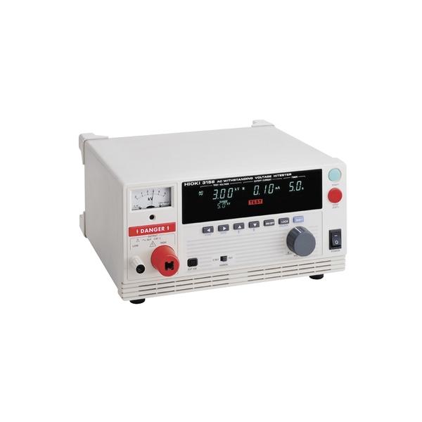 耐圧試験に 日置電機 HIOKI AC100V電源仕様 3158 耐圧試験器 !超美品再入荷品質至上! 送料無料でお届けします