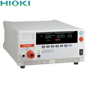 日置電機(HIOKI) 3174 AC自動絶縁耐圧試験器