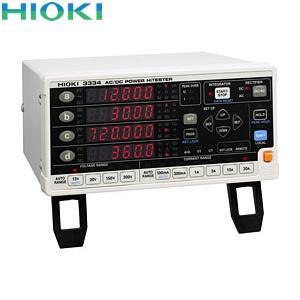 日置電機(HIOKI) 3334-01 AC/DCパワーハイテスタ(GP-IB付)
