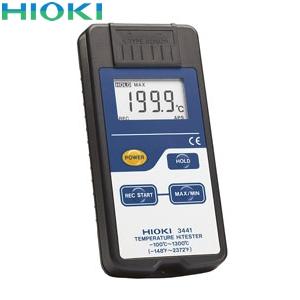 日置電機(HIOKI) 3441 温度ハイテスタ(K熱電対型)