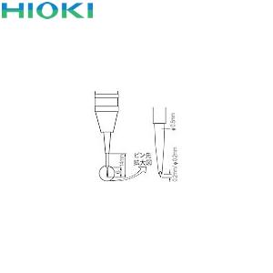 日置電機(HIOKI) 9455 ピン形リード