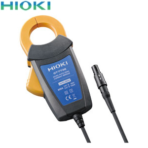 日置電機(HIOKI) CT7736 AC/DCオートゼロカレントセンサ (AC/DC 600A・φ33mm)