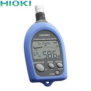 日置電機(HIOKI) FT3432 普通騒音計(検定無し)