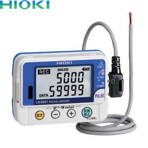 日置電機(HIOKI) LR5061 パルスロガー(接続ケーブル付属)