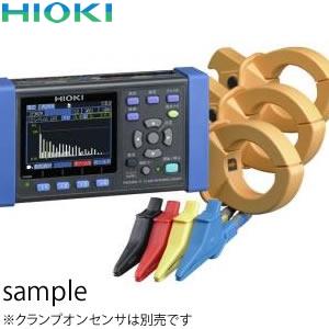 日置電機(HIOKI) PW3360-91 クランプオンパワーロガー(セット販売品)