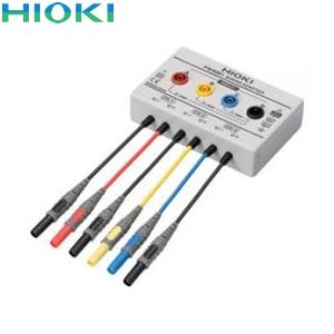 日置電機(HIOKI) PW9001 結線アダプタ(三相4線用)