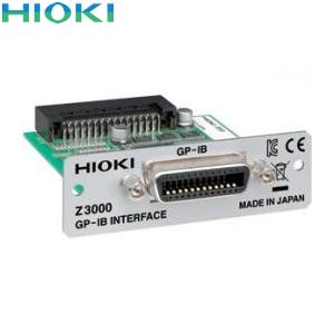 保守パーツ 消耗品 日置電機 訳あり商品 GP-IBインタフェース 激安 Z3000 HIOKI