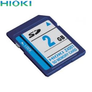 日置電機(HIOKI) Z4001 SDメモリカード2GB