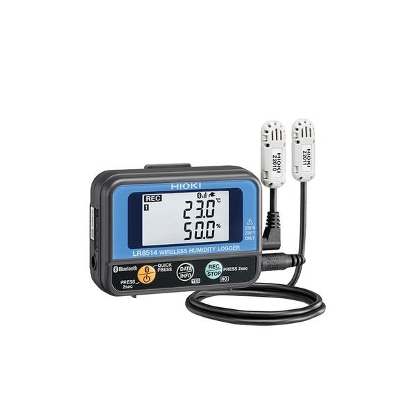 日置電機(HIOKI) LR8514 ワイヤレス温湿度ロガー