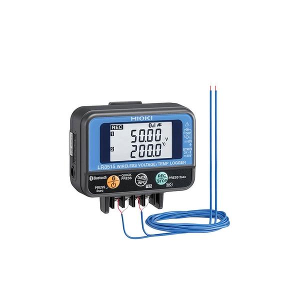 日置電機(HIOKI) LR8515 ワイヤレス電圧・熱電対ロガー