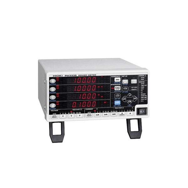日置電機(HIOKI) PW3335-03 パワーメータ(LAN,RS-232C,外部電流センサ)