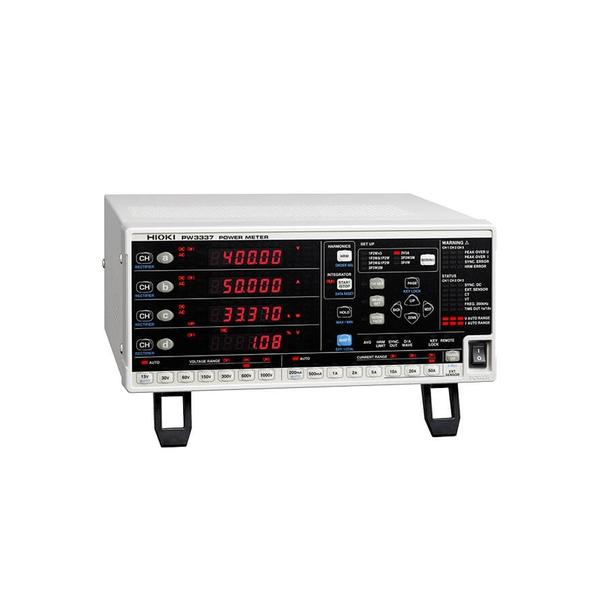 日置電機(HIOKI) PW3337-02 パワーメータ(3ch、D/A出力付)