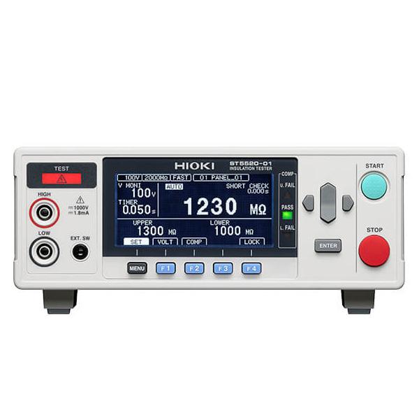 日置電機(HIOKI) ST5520 絶縁抵抗試験器(外部I/O出力付き)