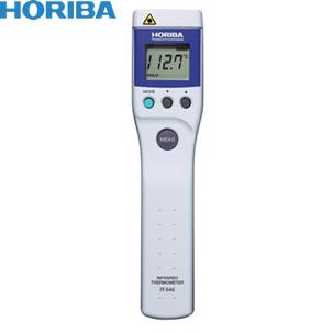 堀場製作所(HORIBA) ハンディタイプ放射温度計 IT-545N 面測定・出力なし 測定精度:±1.0℃、再現性:±0.3℃