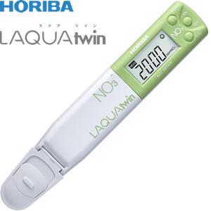 堀場製作所(HORIBA) コンパクト硝酸イオンメータ LAQUAtwin-NO3-11C 作物体用