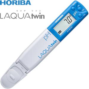 堀場製作所(HORIBA) コンパクトpHメータ  LAQUAtwin-pH-11B 自動校正点数:最大2