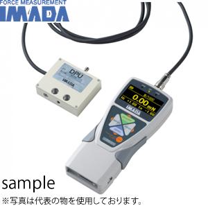 イマダ ZTS-DPU-2000N センサーセパレート型フォースゲージ 標準モデル 表示:2000N(2.000kN)  ロードセル:汎用型 引張・圧縮両用
